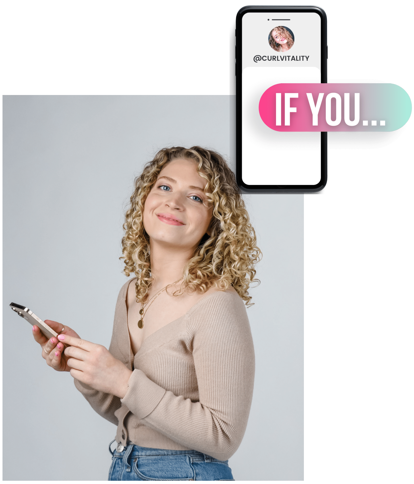 if you.... phone text